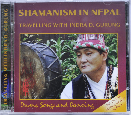 CD Travelling with Indra D. Gurung