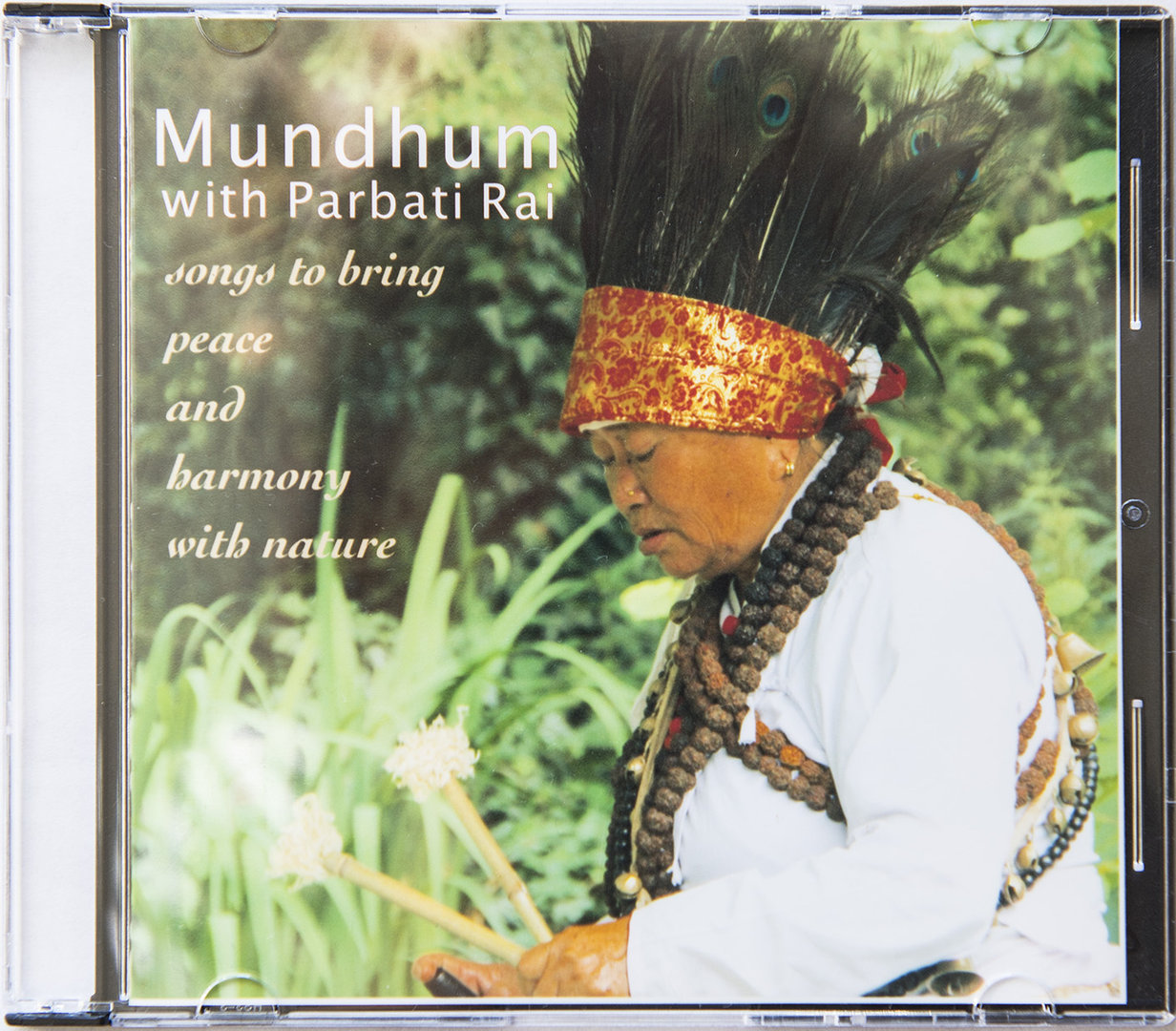 CD Mundhum with Parbati Rai
